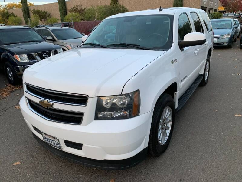 2009 Chevrolet Tahoe for sale at C. H. Auto Sales in Citrus Heights CA
