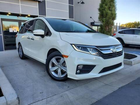 2019 Honda Odyssey for sale at UNITED AUTO in Millcreek UT