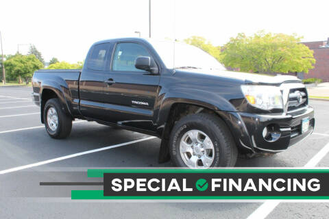 2008 Toyota Tacoma for sale at K & L Auto Sales in Saint Paul MN