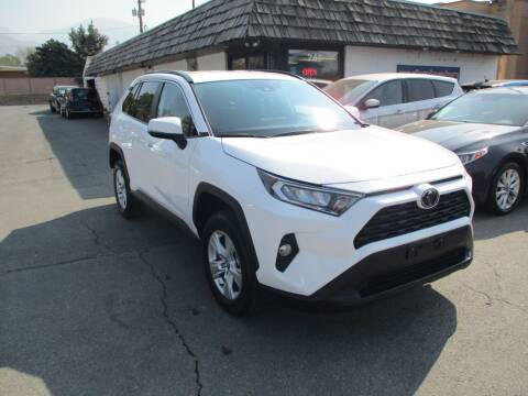 2020 Toyota RAV4 for sale at Autobahn Motors Corp in Bountiful UT