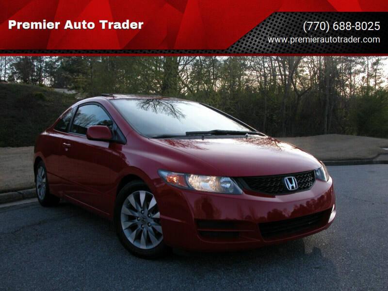 2010 Honda Civic for sale at Premier Auto Trader in Alpharetta GA