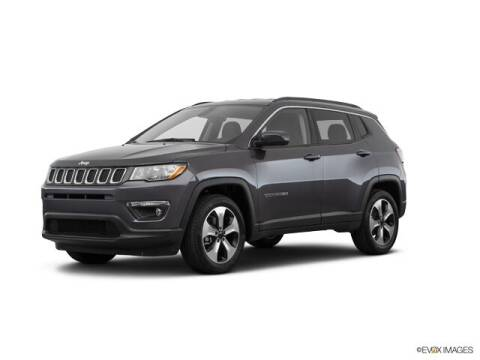 2017 Jeep Compass for sale at TETERBORO CHRYSLER JEEP in Little Ferry NJ