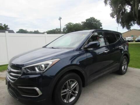 2017 Hyundai Santa Fe Sport for sale at D & R Auto Brokers in Ridgeland SC