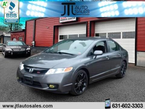 2010 Honda Civic for sale at JTL Auto Inc in Selden NY