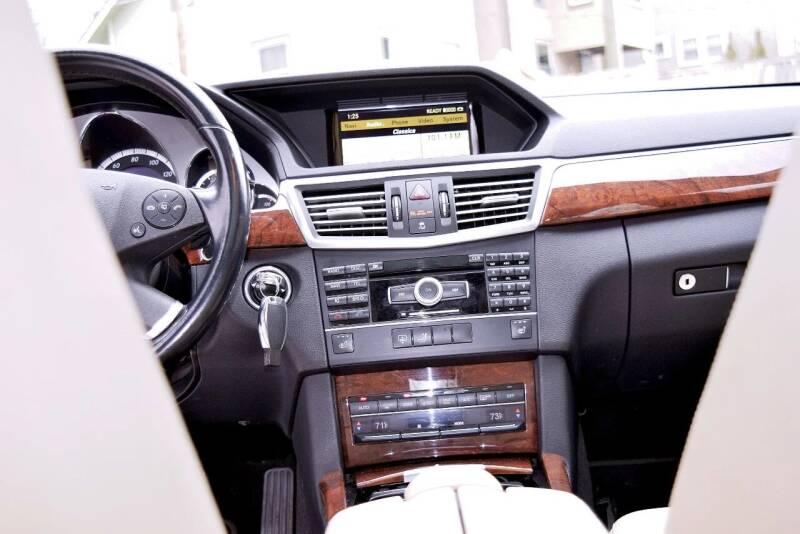 2010 Mercedes-Benz E-Class AWD E 350 Sport 4MATIC 4dr Sedan - Columbus OH