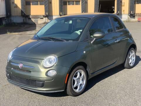 2012 FIAT 500 for sale at South Tacoma Motors Inc in Tacoma WA