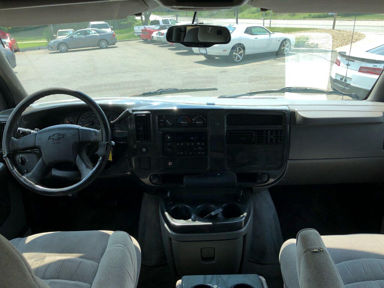 2007 Chevrolet Express Cargo Full-size Cargo Van
