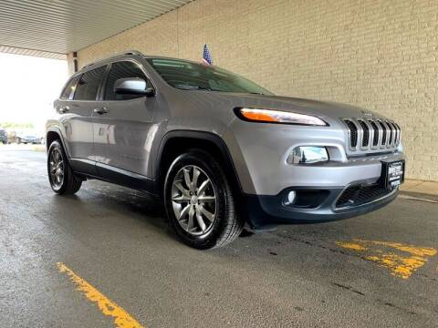 2018 Jeep Cherokee for sale at Drive Pros in Charles Town WV