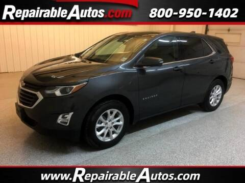 2019 Chevrolet Equinox for sale at Ken's Auto in Strasburg ND