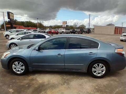 2012 Nissan Altima for sale at BIG 7 USED CARS INC in League City TX