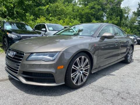 2013 Audi A7 for sale at Car Online in Roswell GA