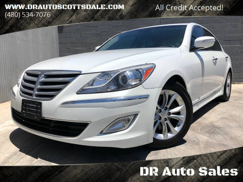 2013 Hyundai Genesis for sale at DR Auto Sales in Scottsdale AZ