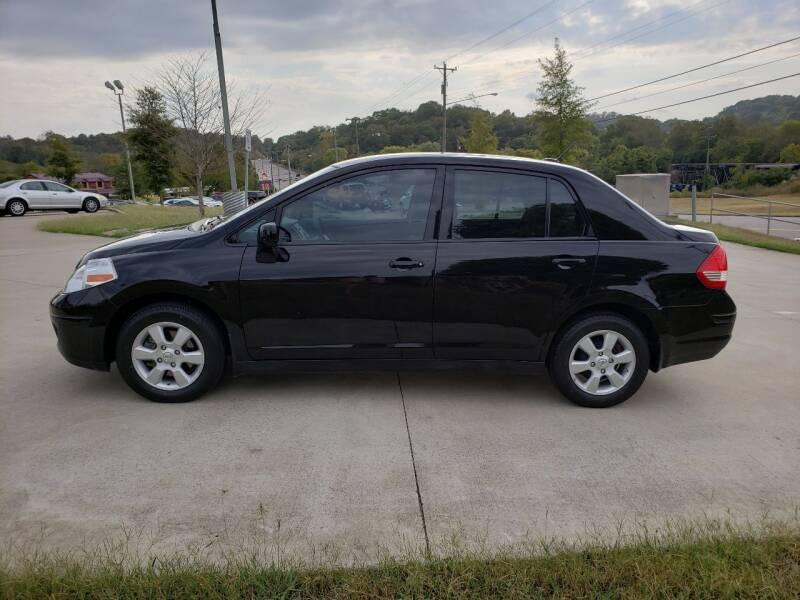 2011 Nissan Versa for sale at HIGHWAY 12 MOTORSPORTS in Nashville TN