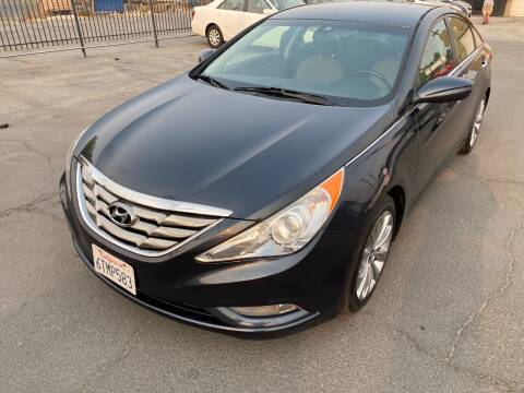 2012 Hyundai Sonata for sale at 101 Auto Sales in Sacramento CA