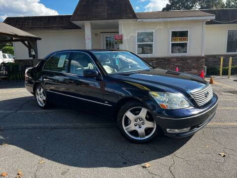 2004 Lexus LS 430 for sale at Hola Auto Sales in Atlanta GA