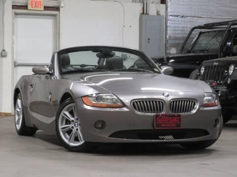 2003 BMW Z4 for sale at CarPlex in Manassas VA