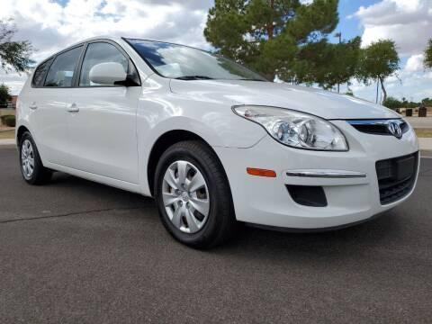 2011 Hyundai Elantra Touring for sale at AZ WORK TRUCKS AND VANS in Mesa AZ