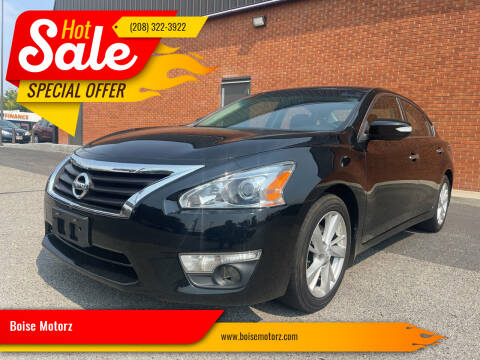 2014 Nissan Altima for sale at Boise Motorz in Boise ID