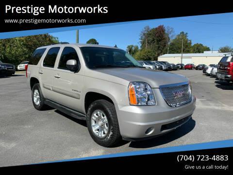 2008 GMC Yukon for sale at Prestige Motorworks in Concord NC