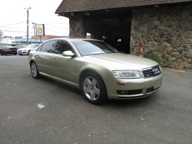 2004 Audi A8 L for sale at Nutmeg Auto Wholesalers Inc in East Hartford CT