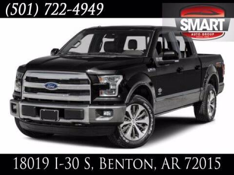 2015 Ford F-150 for sale at Smart Auto Sales of Benton in Benton AR