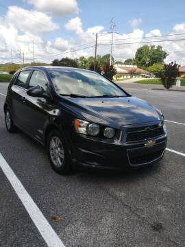 2016 Chevrolet Sonic for sale at Thompson Auto Sales Inc in Knoxville TN