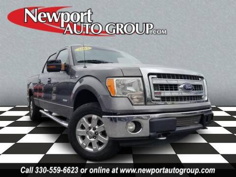 2013 Ford F-150 for sale at Newport Auto Group in Austintown OH