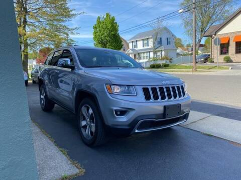 2016 Jeep Grand Cherokee for sale at Village Auto Sales in Milford CT