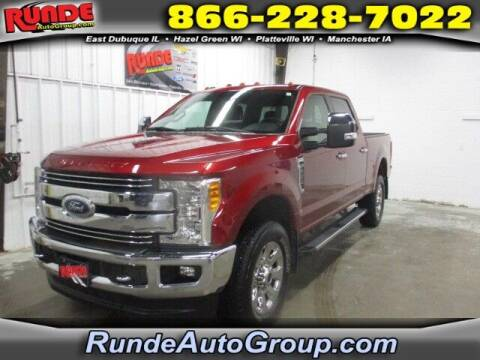 2017 Ford F-250 Super Duty for sale at Runde PreDriven in Hazel Green WI