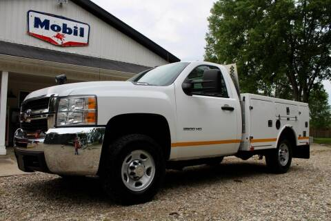 2010 Chevrolet Silverado 2500HD for sale at Show Me Used Cars in Flint MI