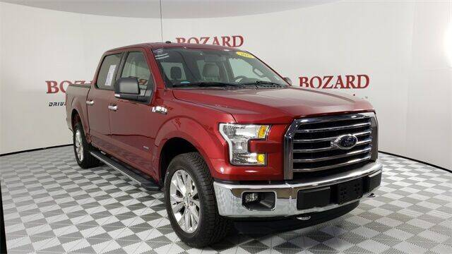 2015 Ford F-150 for sale at BOZARD FORD in Saint Augustine FL