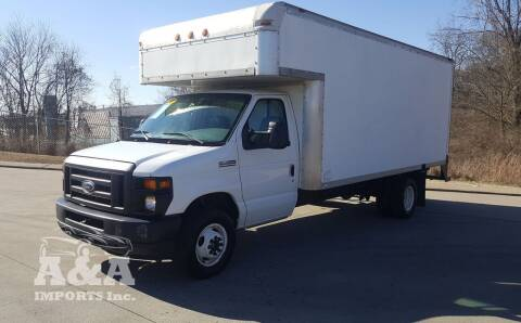 2008 Ford E-Series Chassis for sale at A & A IMPORTS OF TN in Madison TN