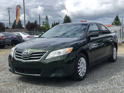 2011 Toyota Camry for sale at A & V AUTO SALES LLC in Marysville WA
