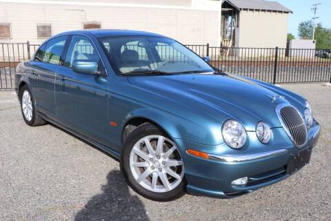 2001 Jaguar S-Type for sale at California Auto Sales in Auburn CA
