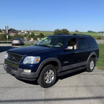 2006 Ford Explorer for sale at Waltz Sales LLC in Gap PA