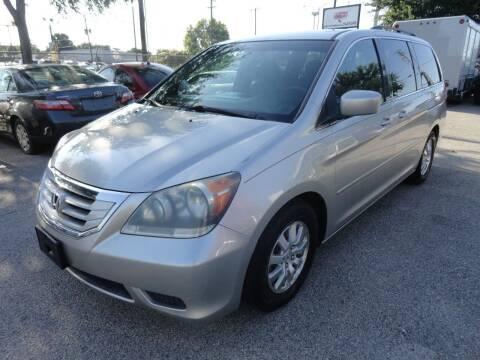 2009 Honda Odyssey for sale at Boss Motor Company in Dallas TX