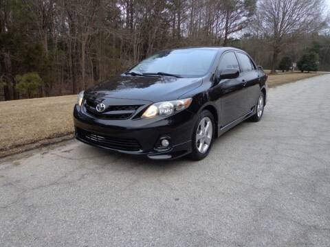 2012 Toyota Corolla for sale at CAROLINA CLASSIC AUTOS in Fort Lawn SC