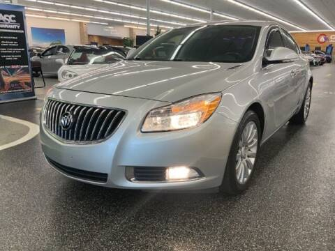 2013 Buick Regal for sale at Dixie Motors in Fairfield OH