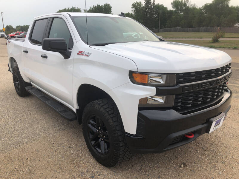 2020 Chevrolet Silverado 1500 for sale at Drive Chevrolet Buick Rugby in Rugby ND
