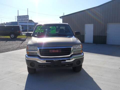 2007 GMC Sierra 1500 Classic for sale at Shaw Motor Sales in Kalkaska MI