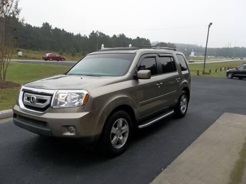 2009 Honda Pilot for sale at Anderson Wholesale Auto in Warrenville SC