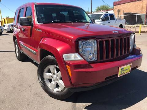 2012 Jeep Liberty for sale at New Wave Auto Brokers & Sales in Denver CO