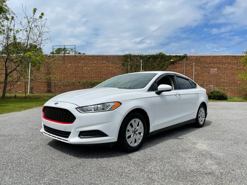 2014 Ford Fusion for sale at RoadLink Auto Sales in Greensboro NC