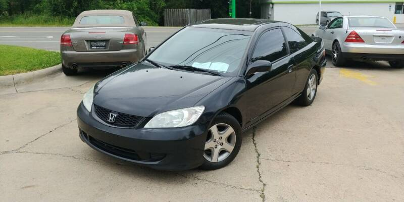 2005 Honda Civic for sale at GTI Auto Exchange in Durham NC
