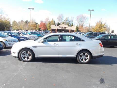 2012 Ford Taurus for sale at ValueMax Used Cars in Greenville NC