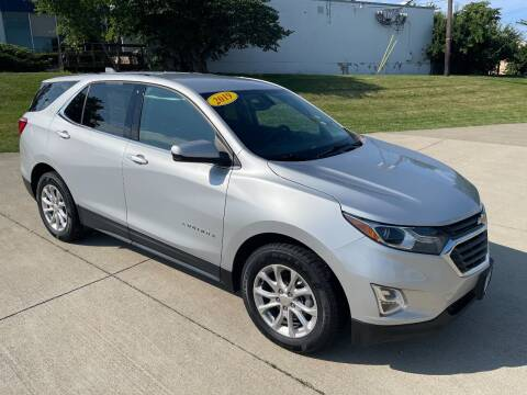 2019 Chevrolet Equinox for sale at Best Buy Auto Mart in Lexington KY