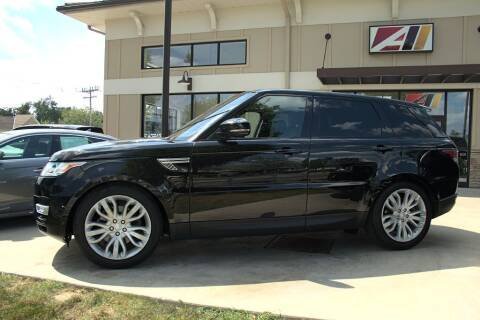 2017 Land Rover Range Rover Sport for sale at Auto Assets in Powell OH