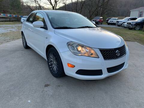 2011 Suzuki Kizashi for sale at Day Family Auto Sales in Wooton KY