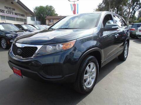 2013 Kia Sorento for sale at Centre City Motors in Escondido CA