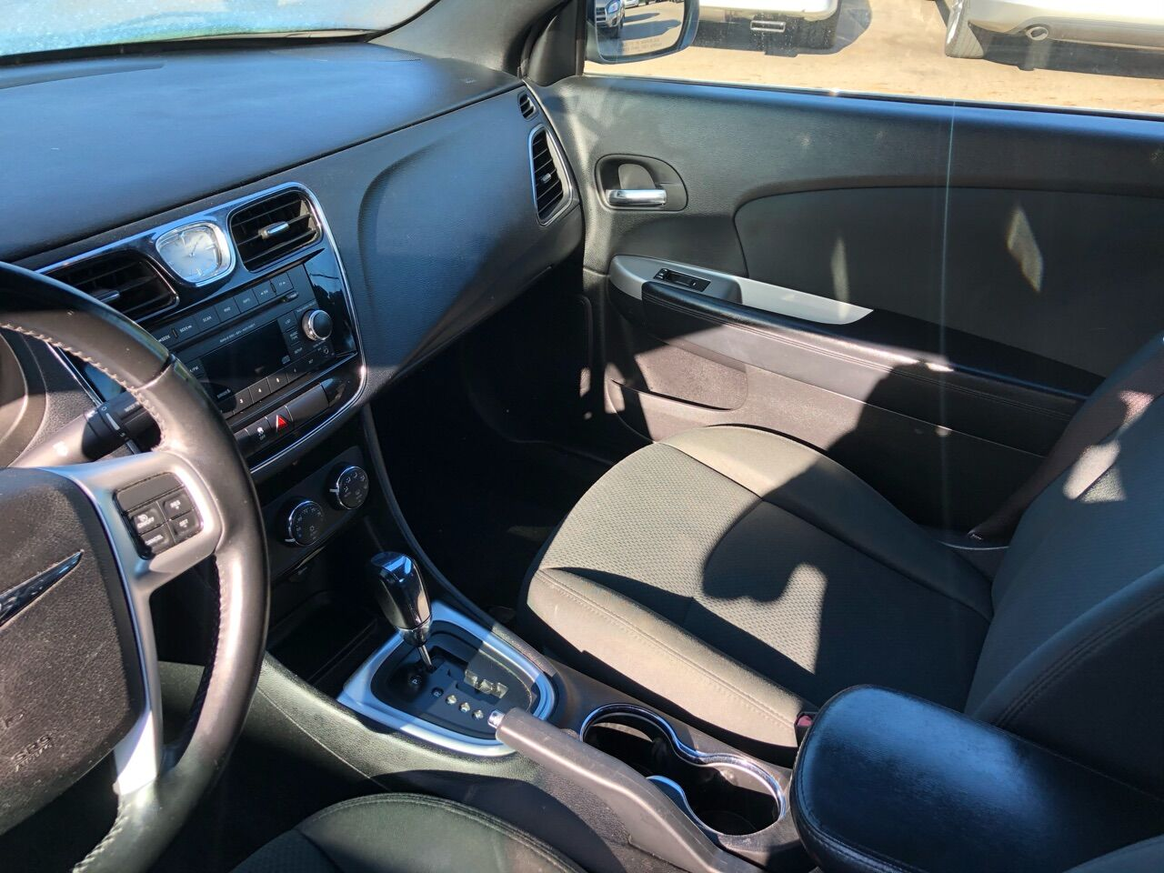 2012 Chrysler 200 Convertible Convertible